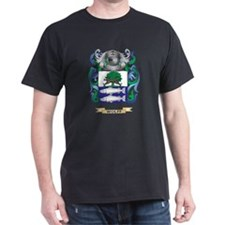 Wolff Family Crest (Coat of Arms) T-Shirt