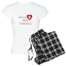 Won My Heart Polish Kielbasa Pajamas