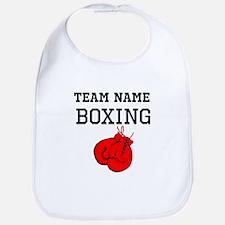(Team Name) Boxing Bib