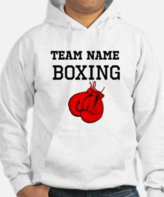 (Team Name) Boxing Jumper Hoody