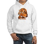 Meow With Attitude Hooded Sweatshirt