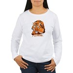 Meow With Attitude Women's Long Sleeve T-Shirt