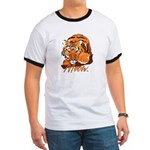 Meow With Attitude Ringer T