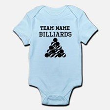 (Team Name) Billiards Body Suit