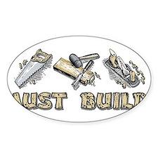 Must Build! Sticker