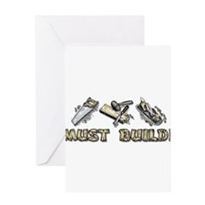 Must Build! Greeting Cards