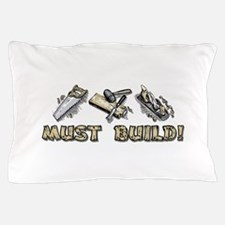 Must Build! Pillow Case