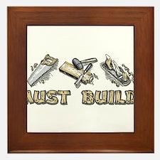 Must Build! Framed Tile
