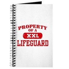 Property of a Lifeguard Journal