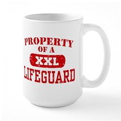 Property of a Lifeguard Mug