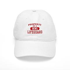Property of a Lifeguard Baseball Cap