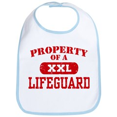 Property of a Lifeguard Bib
