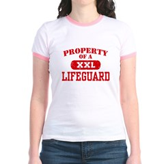 Property of a Lifeguard T