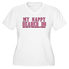 Nappy Headed Ho Vs. Honors St T-Shirt