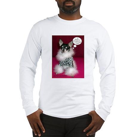 Chloe -Chihuahua Long Sleeve T-Shirt