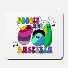 Boogie with Bacteria Mousepad