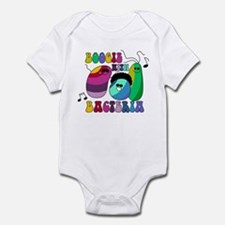 Boogie with Bacteria Infant Bodysuit