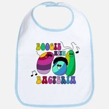 Boogie with Bacteria Bib