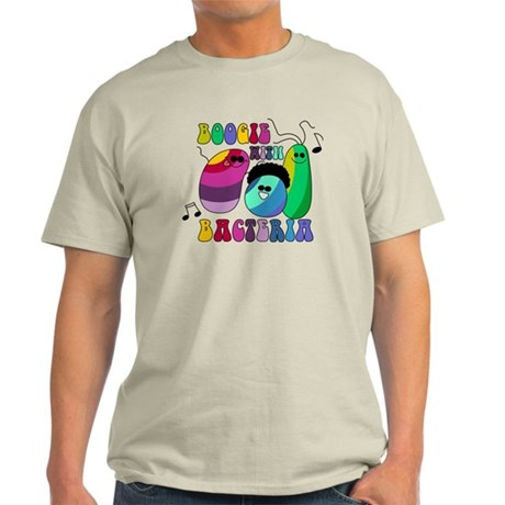 Boogie with Bacteria Light T-Shirt
