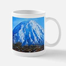 Mount Ngauruhoe Mugs