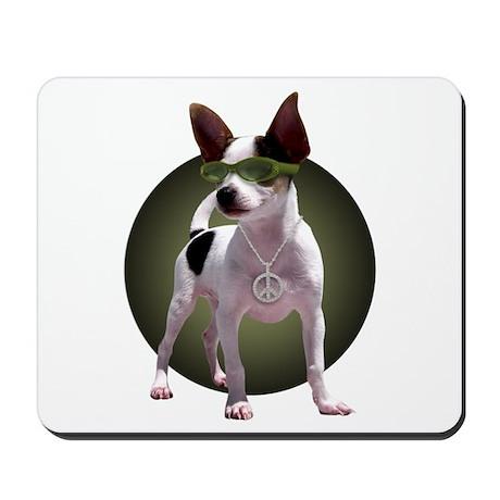 Cool Chihuahua Mousepad