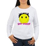 Get Nappy Women's Long Sleeve T-Shirt