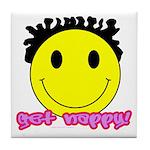 Get Nappy Tile Coaster
