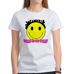 Happy To Be Nappy Women's T-Shirt