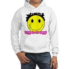 Happy To Be Nappy Hoodie