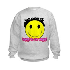Happy To Be Nappy Sweatshirt