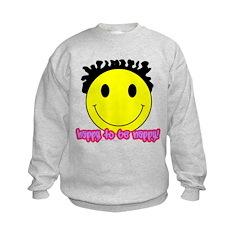 Happy To Be Nappy Sweatshirt