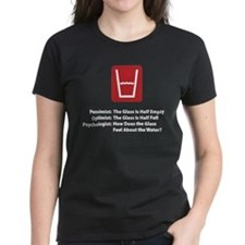 Psychologist Glass Tee