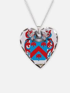 Woodrow Family Crest (Coat of Necklace