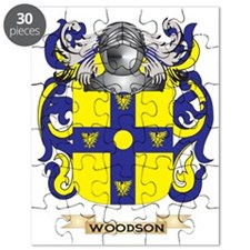 Woodson Family Crest (Coat of Arms) Puzzle