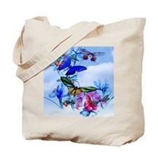 Throw Stadium Blkt Take Flight Butterfly  Tote Bag