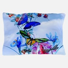 Throw Stadium Blkt Take Flight Butterf Pillow Case