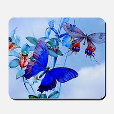 Laptop Take Flight! Butterfly Cattleya O Mousepad