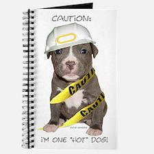 Pit Bull Terrier Puppy Journal