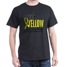 I Wear Yellow 10 Endometriosis T-Shirt