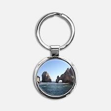 Cabo Wabo Round Keychain