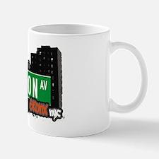 Marion Av, Bronx, NYC Mug
