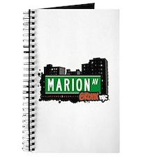 Marion Av, Bronx, NYC Journal
