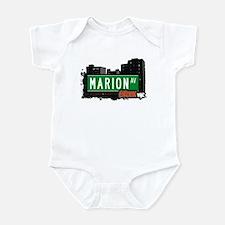 Marion Av, Bronx, NYC Infant Bodysuit