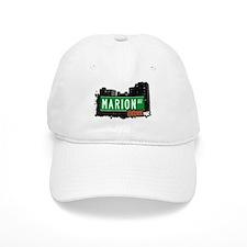 Marion Av, Bronx, NYC Baseball Cap