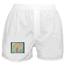 Oak Lea Pine Boxer Shorts