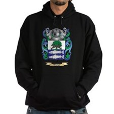 Wulf Family Crest (Coat of Arms) Hoodie