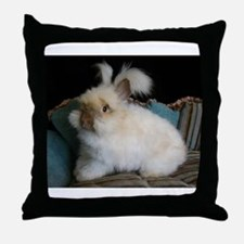 Sir Trace of Chocolate Throw Pillow