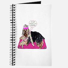 Yorkiepoo Princess Journal