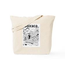 Oaxaca Running Shirt Tote Bag