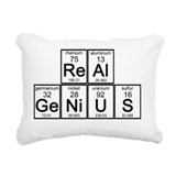 Science nerd Rectangle Canvas Pillows